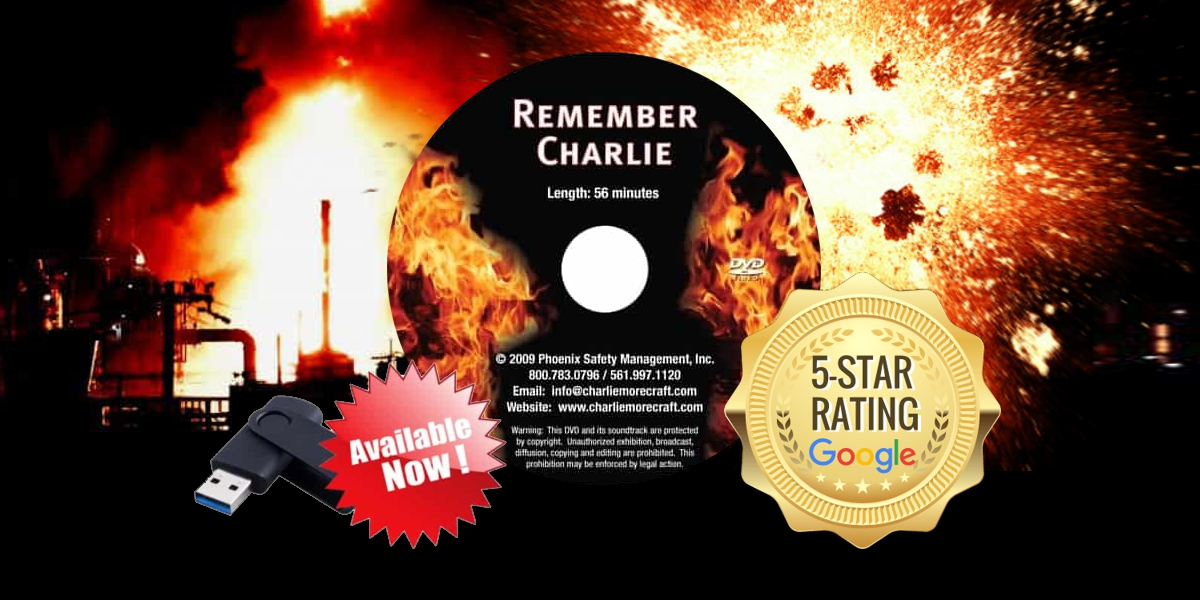 Buy Remember Charlie the official DVD from Charlie Morecraft